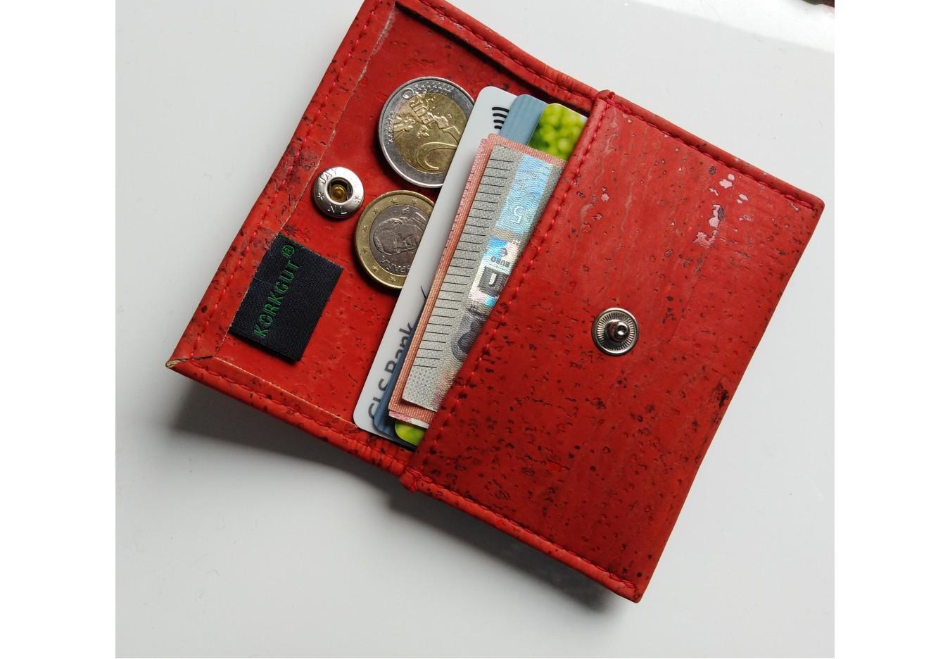 Geldbörse Nea rot