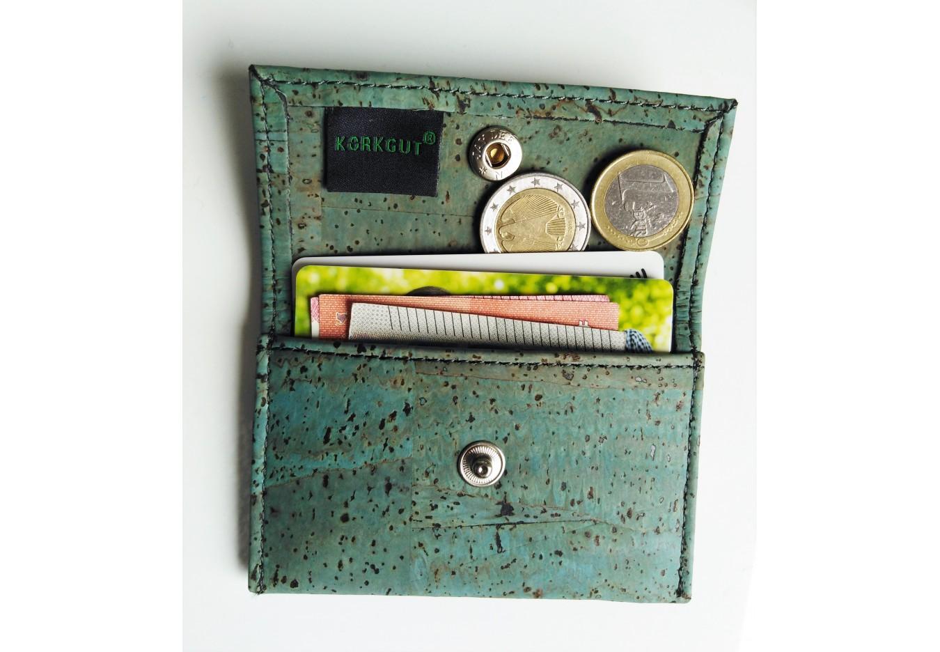 Geldbörse Nea türkisgrün