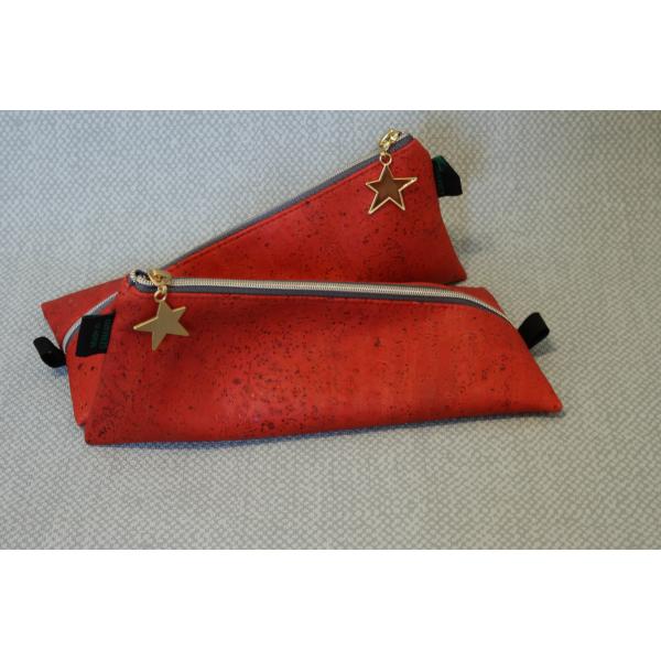 Stiftemäppchen Stima  rot